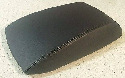 Ford Fpv Ba -Bf Black Leather Console Lid - Suit Xr6 Xr8 Xr6T -Will Post