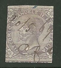 ITALY An early  Revenue stamp