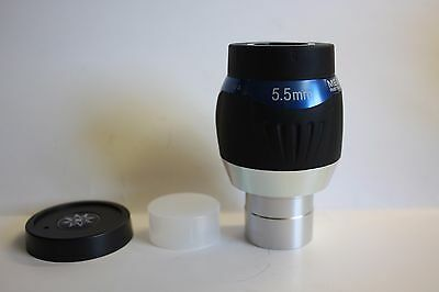 "Meade 07740 1.25"" Series 5000 5.5mm Ultra Wide Angle Telescope Eyepiece"