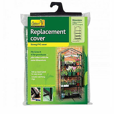 Clear PVC Greenhouse Cover