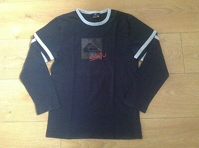 Quiksilver Boys Long Sleeve Top Age 12 Years