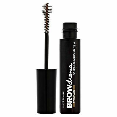 MAYBELLINE Brow Drama - Sculpting Brow Mascara - Dark Blonde 7.6ml -
