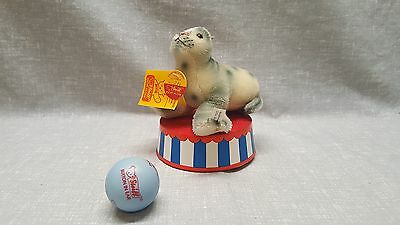 Steiff Circus Robby 0147/12 Golden Age of the Circus seal w/ tags