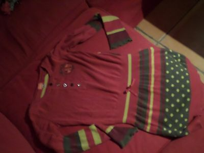 Robe MARESE fille T6 ans