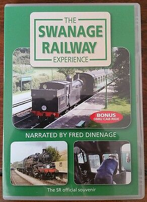 Video 125 - The Swanage Railway Experience incl bonus Cab Ride - DVD