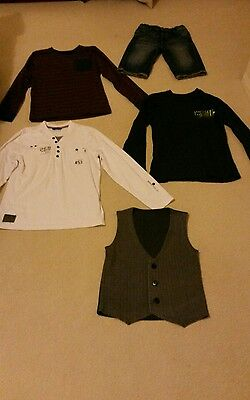 bundle of  boys clothes age 9-11 years