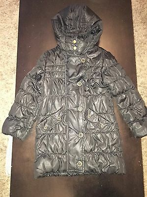 Girls M&S Coat 5-6