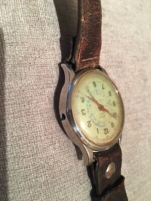 MONTRE ANCIENNE BASIS sport antimagnetic made swiss
