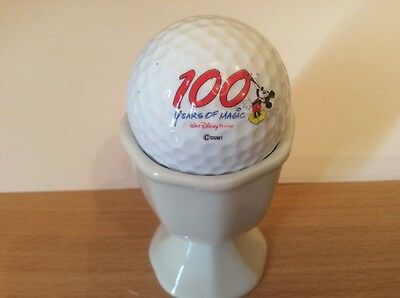 Collectable golf ball Disney Special Edition 100 Years Of Magic