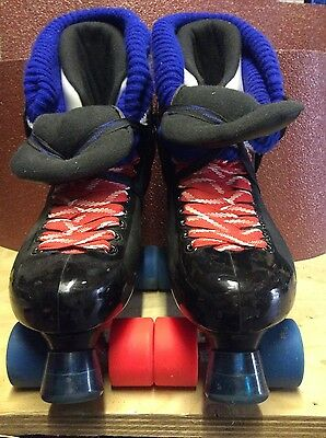 Roller skates ventro size 7-8  customized