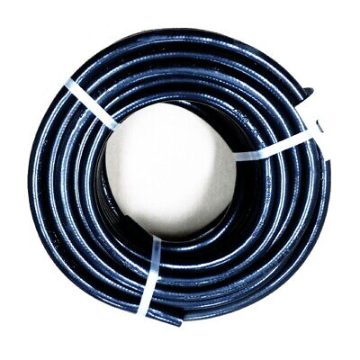 Drum Pump Fuel Transfer Hose 12mm x 20 metres Petrol Oil Kerosene Farm Delivery