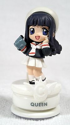 CLAMP NO KISEKI Chess Piece: White Queen Tomoyo Daid from Volume 2