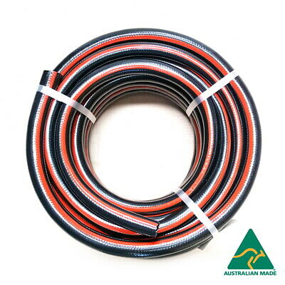 Fuel Transfer Hose 25mm x 100 metres Petrol Oil Kerosene Farm Drum Pump Delivery