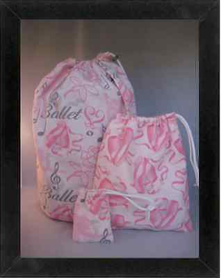 Gymnastics Leotard Grip Bags / Ballet SET Gymnast Birthday Goody Bag