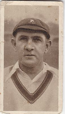 FAMOUS CRICKETERS (incl. S.Afica Test Team) - Hill - Hands