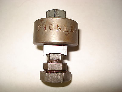 "Pioneer 5/8"" square hole chassis punch"