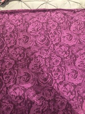 Ivivva Village Chill Scarf, pink rose
