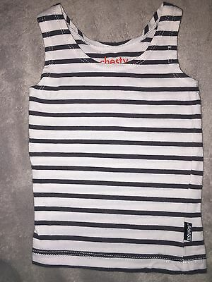 BONDS Black/white Chesty Great UC Size 00. 10 Items = $5 Post