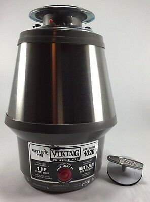 Viking VCFW1020 1 HP Continuous Feed Food Waste Disposer New In Box