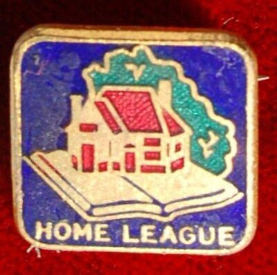 Old Style Salvation Army Home League Pin