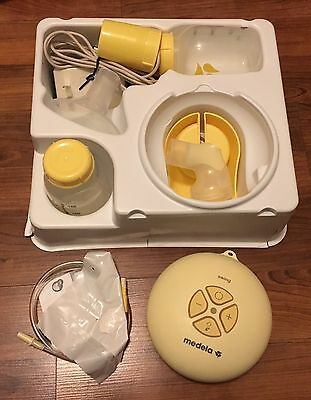 Medela Swing Single Electric Breast Pump Two Phase New Without Box Bottle Milk