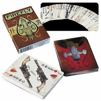 Firefly Playing Cards NEW! Quantum Mechanix