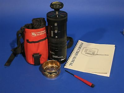 Campbell Scientific DMM600 DUFF Moisture Meter Forest Fire Indicator -