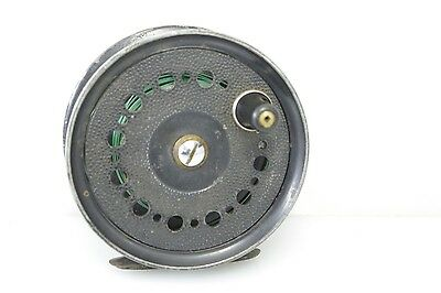 Vintage J W Young & Sons Condex Fly Fishing Reel Made In Great Britain Redditch