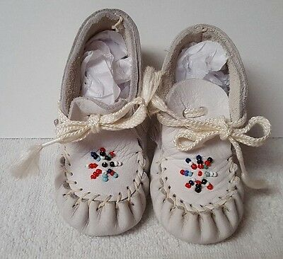 Baby Indian Moccasins