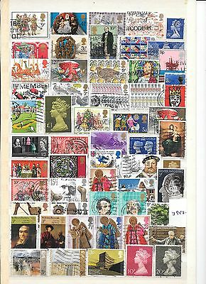 Great Britain Stamps (3947)