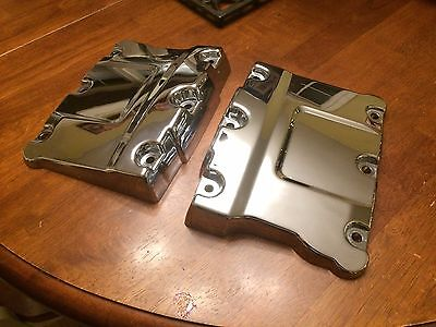 Harley Davidson TWIN CAM ROCKER BOX SET Covers Only