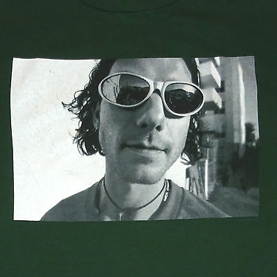 1997 Bush Gavin Rossdale Sixteen Stone Concert T-Shirt Tee Email Address Size XL