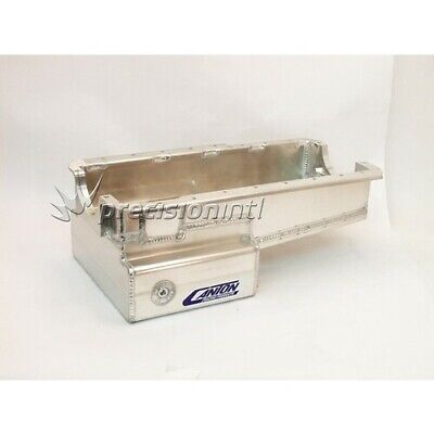 Canton Racing Products 13-630A FORD 302SVO ALLOY DRAG PAN FRONT SUMP SUITS DART