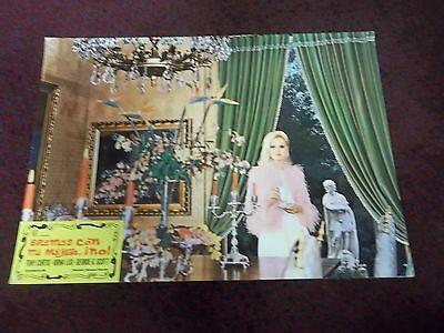 NOT WITH MY WIFE, YOU DON'T LOBBY CARD Tony Curtis Virna Lisi