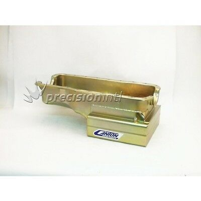 """Canton Racing Products 15-630S FORD 302W FNT SUMP R/RACE PAN 12"""" WIDE SUITS COBR"""