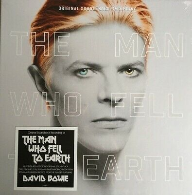 David Bowie Man Who Fell To Earth Deluxe Edition vinyl 2 LP / 2CD box set + 48p