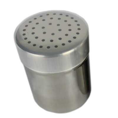 Utensils Stainless Steel Seasoning Powder Can big hole