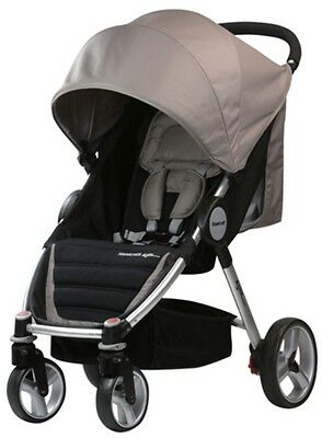 Steelcraft Agile 4 Wheel Stroller - Shell