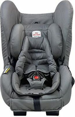 Britax Safe N Sound Compaq AHR Convertible Car Seat - Grey