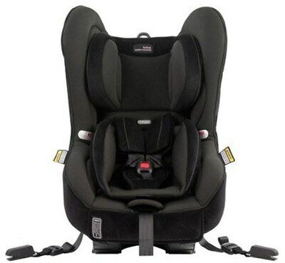 Britax Safe-n-Sound Slimm-Line AHR ISOFIX Convertible Car Seat - Black DUE END J