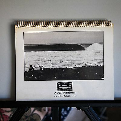 Sasics1st Surfing Arts Science n Issues Conf 01 Groundswell Society Publication