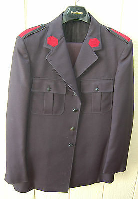 Old Style Blue Salvation Army Mens Uniform