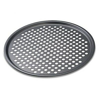 Utensil Kitchen 12inch Round Pizza Pan with Holes Bakeware Non-stick