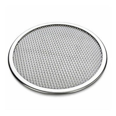 Utensil Kitchen Pizza Thick Pizza Mesh Pan Screen Baking   10""