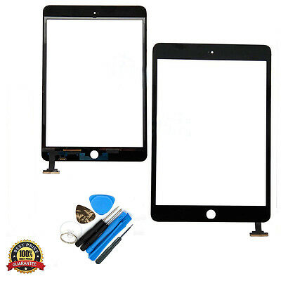 For Black iPad mini 1/2 Touch Glass Digitizer Screen Replacement Brand New One