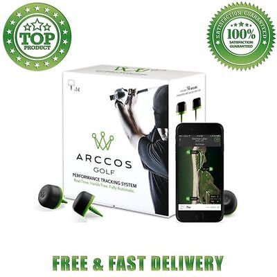 Arccos Golf Real Time GPS and Golf Stat Tracking System Callaway for iPhone