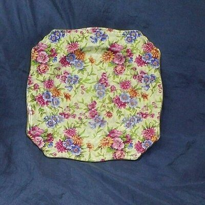 Beautiful vintage Royal Winton Chintz side plate