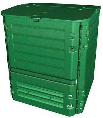 Composter / Thermo composter Thermo-King 900 Litre green Garantia