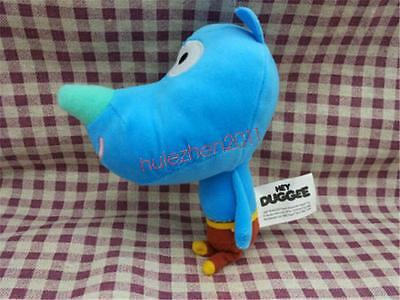 Hey Duggee Squirrel Club Soft plush toy Kids Xmas Toy Gift New