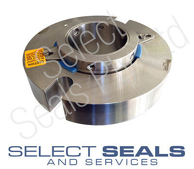 "1 3/8""  SRC Single Cartridge Mechanical Seal  - Silicon vs Silicon Carbide"